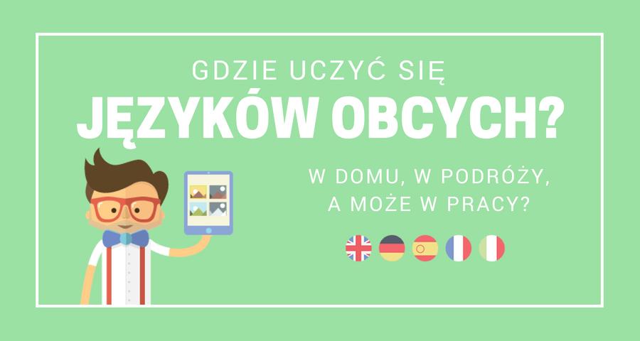 nauka języków gdziekolwiek jesteś